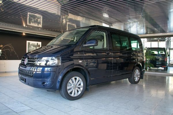 VW T5 California 2.0 Bi-TDI BEACH 4Motion