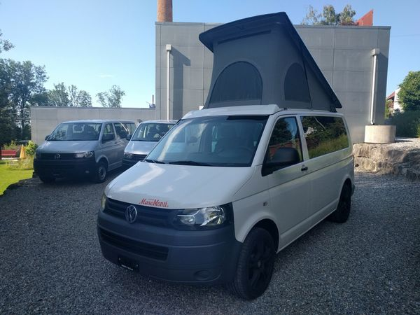VW T5 2.0 TDI 140ps 4motion Maremonti Comf