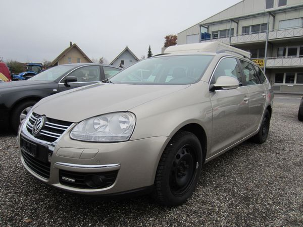 VW Golf Variant 1.9 TDI Value 4Motion