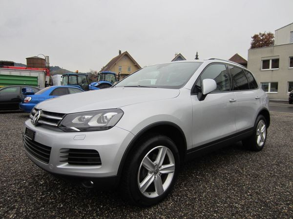 VW Touareg 3.0 TDI BMT Value Tiptronic