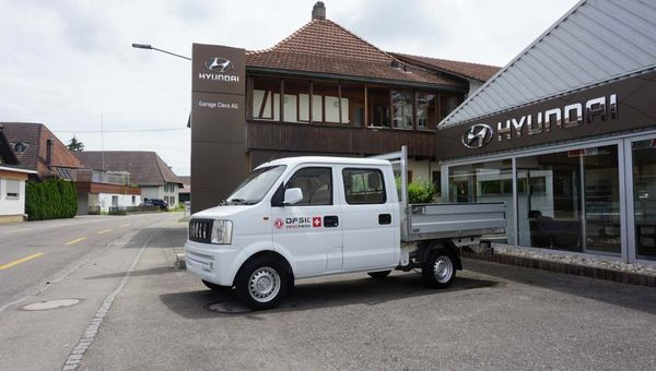 Dfsk V-Serie Pick-UP Dkab V22 ALU 1.3 8V
