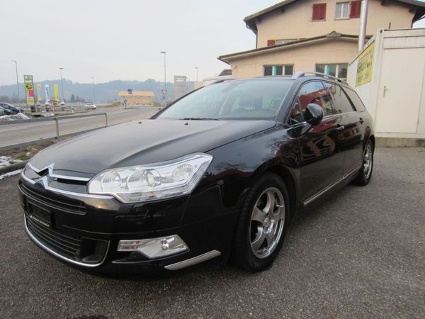 CITROEN C5 Tourer 3.0 HDi V6 Exclusive Automatic
