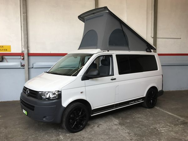 VW T5 2.0 TDI Camper 4Motion