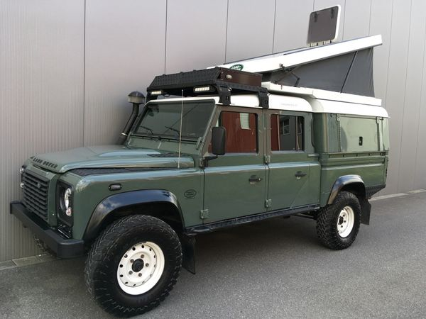 Land Rover Defender 130 Expeditionsmobil