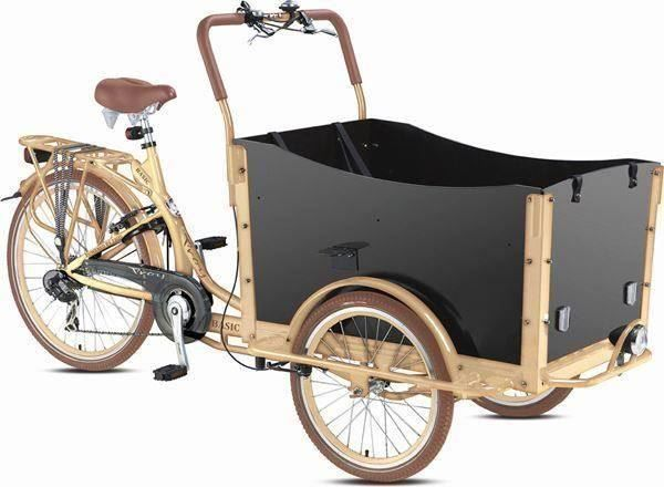 troy bakfiets transportrad lastenfahrrad in romanshorn. Black Bedroom Furniture Sets. Home Design Ideas