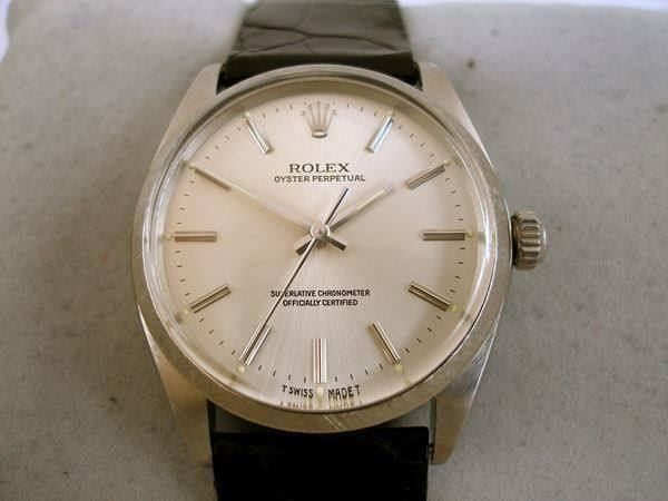 rolex oyster perpetual vintage automatik in z rich kaufen. Black Bedroom Furniture Sets. Home Design Ideas