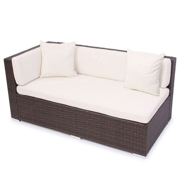 rattan sofa ecksofa eckcouch couch in kreuzlingen kaufen bei. Black Bedroom Furniture Sets. Home Design Ideas