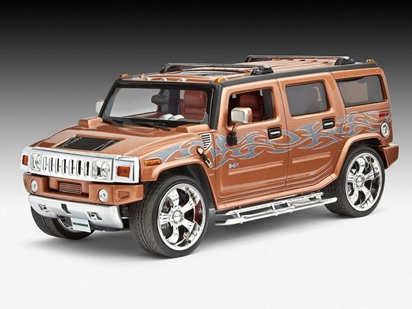revell 07186 hummer h2 neuwilen tg acheter sur. Black Bedroom Furniture Sets. Home Design Ideas