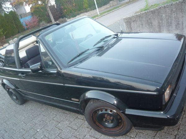 VW Golf Cabriolet 1800 Classic-Line