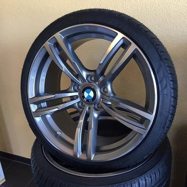 Alufelgen NEW M5 Design 8.5 + 9.0x19 BMW