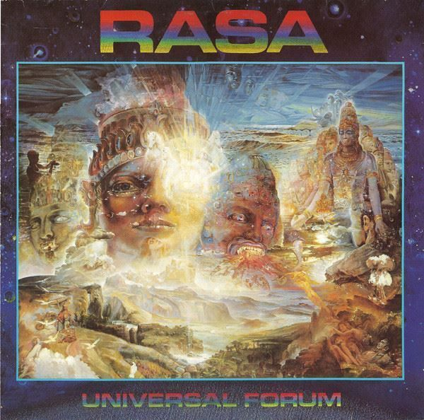 RASA : UNIVERSAL FORUM (WORLD FUSION) - 05.01.2017 13:37:00 - 1