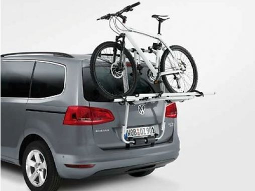 fahrradtr ger f r heckklappe vw sharan in alpnach dorf kaufen bei. Black Bedroom Furniture Sets. Home Design Ideas