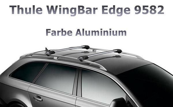 THULE WingBar Edge Ford mit integ. Dachr