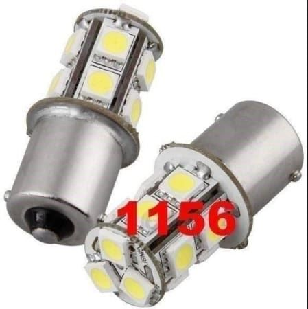 1 X 13 LED SMD BA15s Lampe 1156 BMW VW