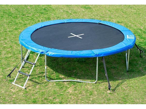 sports garten trampolin trn 305 mit sic in zug kaufen bei. Black Bedroom Furniture Sets. Home Design Ideas