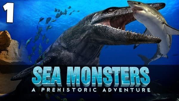 Sea Monsters A Prehistoric Adventure - 26.03.2017 15:10:00 - 1