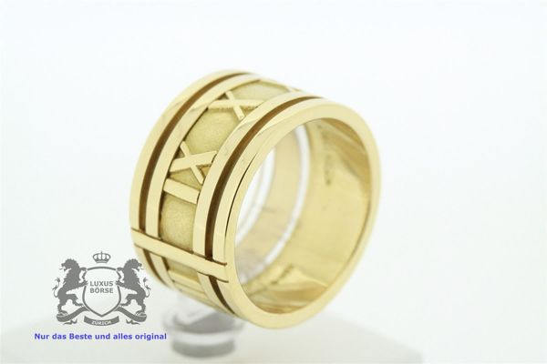 TIFFANY & CO Atlas Ring 18K Gold (S1226) - 22.04.2017 18:42:00 - 1