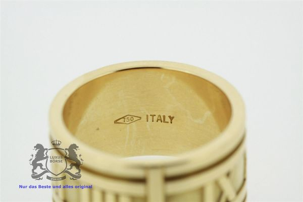 TIFFANY & CO Atlas Ring 18K Gold (S1226) - 22.04.2017 18:42:00 - 5