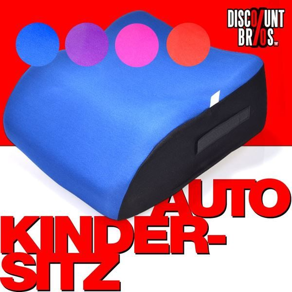 neu auto kindersitz sitzerh hung blau in z rich kaufen bei. Black Bedroom Furniture Sets. Home Design Ideas