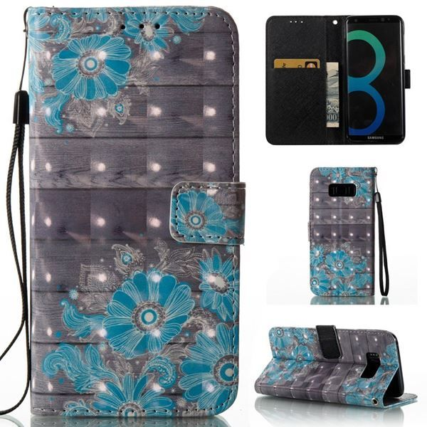 wallet cover galaxy s8 h lle case tasche kaufen auf. Black Bedroom Furniture Sets. Home Design Ideas
