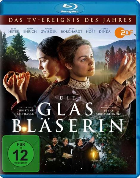 Die Glasbläserin (Blu-ray Video) - 25.09.2017 11:25:00 - 1