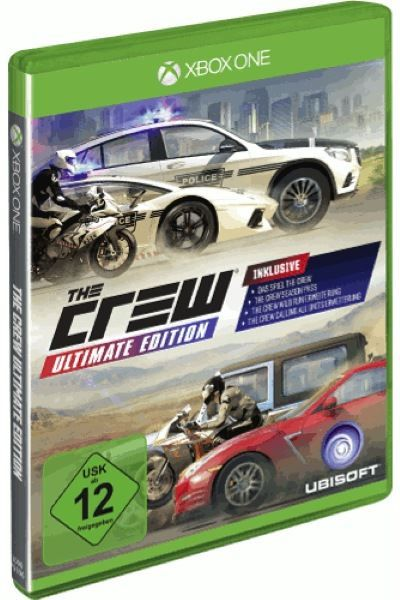 The Crew Ultimate Edition Greatest ... - 24.09.2017 10:03:00 - 1