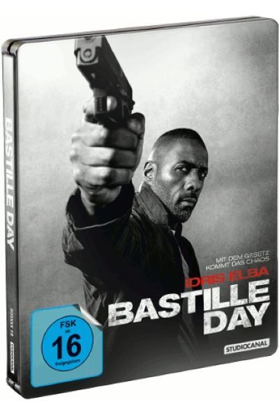 Bastille Day - Steelbook Edition  (Bl... - 03.10.2017 2:30:00 - 1
