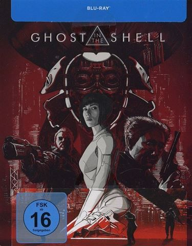 Ghost in the Shell: Limited Steelbook (B - 05.10.2017 14:12:00 - 1