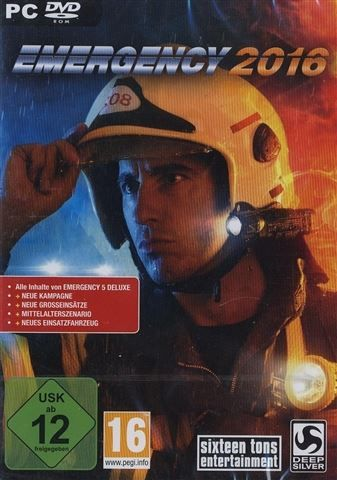 Emergency 2016 (Game - PC) - 28.10.2017 17:16:00 - 1