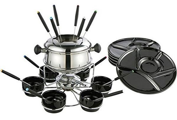 fondue set chinoise karussell von hih in beckenried kaufen bei. Black Bedroom Furniture Sets. Home Design Ideas