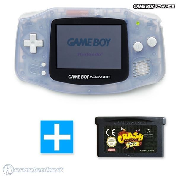Nintendo GameBoy Advance - Konsole + Cra - 21.01.2018 11:05:00 - 1