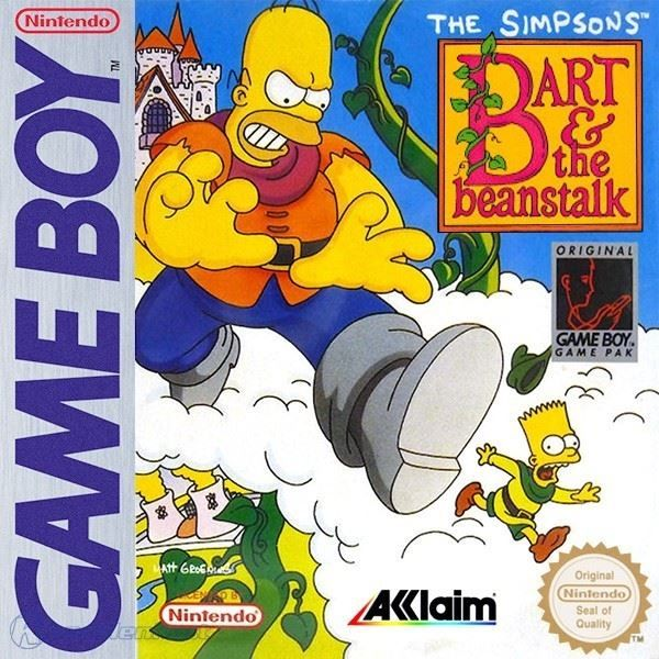 GameBoy - The Simpsons: Bart & The Beans - 28.02.2018 3:33:00 - 1